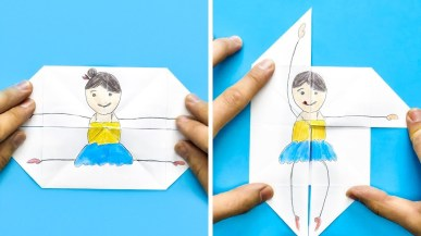 Cool Crafts To Make With Paper 20 Totally Cool Paper Crafts Youtube