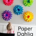 Craft Flower Paper 50 Diy Flower Craft Ideas To Try