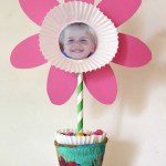 Craft Flower Paper Picture Flower Kids Craft Free Printable Flower Made With Happy