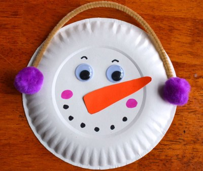 Crafts With Paper Plates For Preschoolers 21 Easy Paper Plate Snowman Ideas For Your Kids Guide Patterns