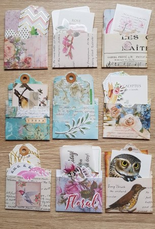 Crafts With Scrapbook Paper Papercrafts Diy Paper Crafts Junk Journal Scrapbook Paper Crafts