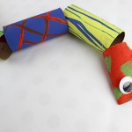 Creative Crafts With Toilet Paper Roll Toilet Paper Roll Snakes Easy And Fun Craft For Kids Clumsy Crafter