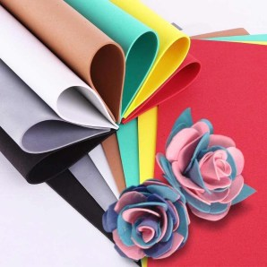 Diy Crafts With Paper Detail Feedback Questions About 10 Sheets 20x30 2mm Sponge Paper