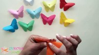 Diy Crafts With Paper Diy Crafts Paper Butterflies Very Easy Innova Crafts Video