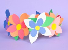 Easy Construction Paper Crafts Easy Construction Paper Crafts For Spring Best Cool Craft Ideas