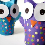 Easy Paper Craft Ideas For Kids 20 Diy Toilet Paper Roll Crafts For Adults And Kids Cute Easy