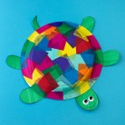 Easy Paper Craft Ideas For Kids 50 Quick Easy Kids Crafts That Anyone Can Make Happiness Is
