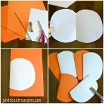 Easy Paper Craft Ideas For Kids Easy Paper Pumpkin Craft Pint Sized Treasures