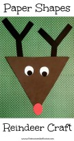 Fun Crafts With Construction Paper Rudolph The Red Nosed Reindeer Crafts And Activities The Moments