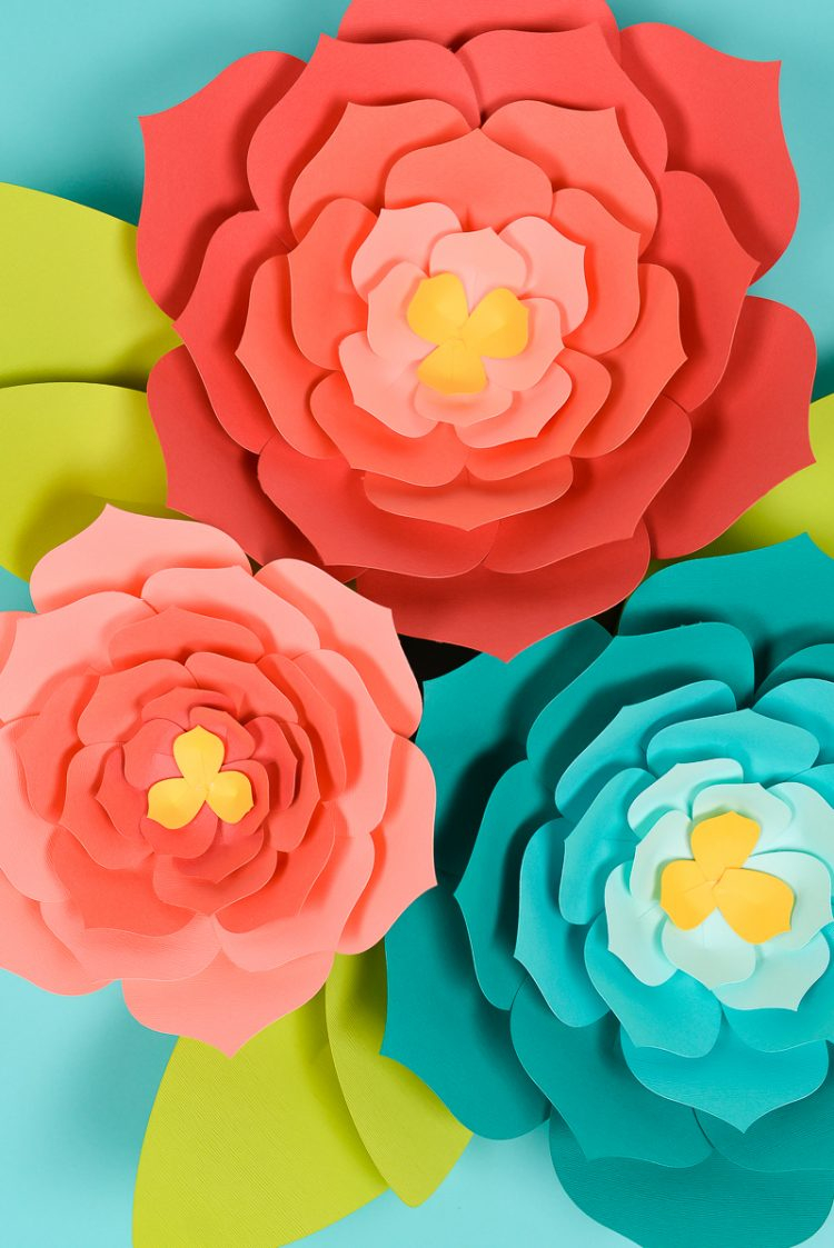 Home crafts you can make with paper Diy Paper Flowers You Can Make The Budget Decorator