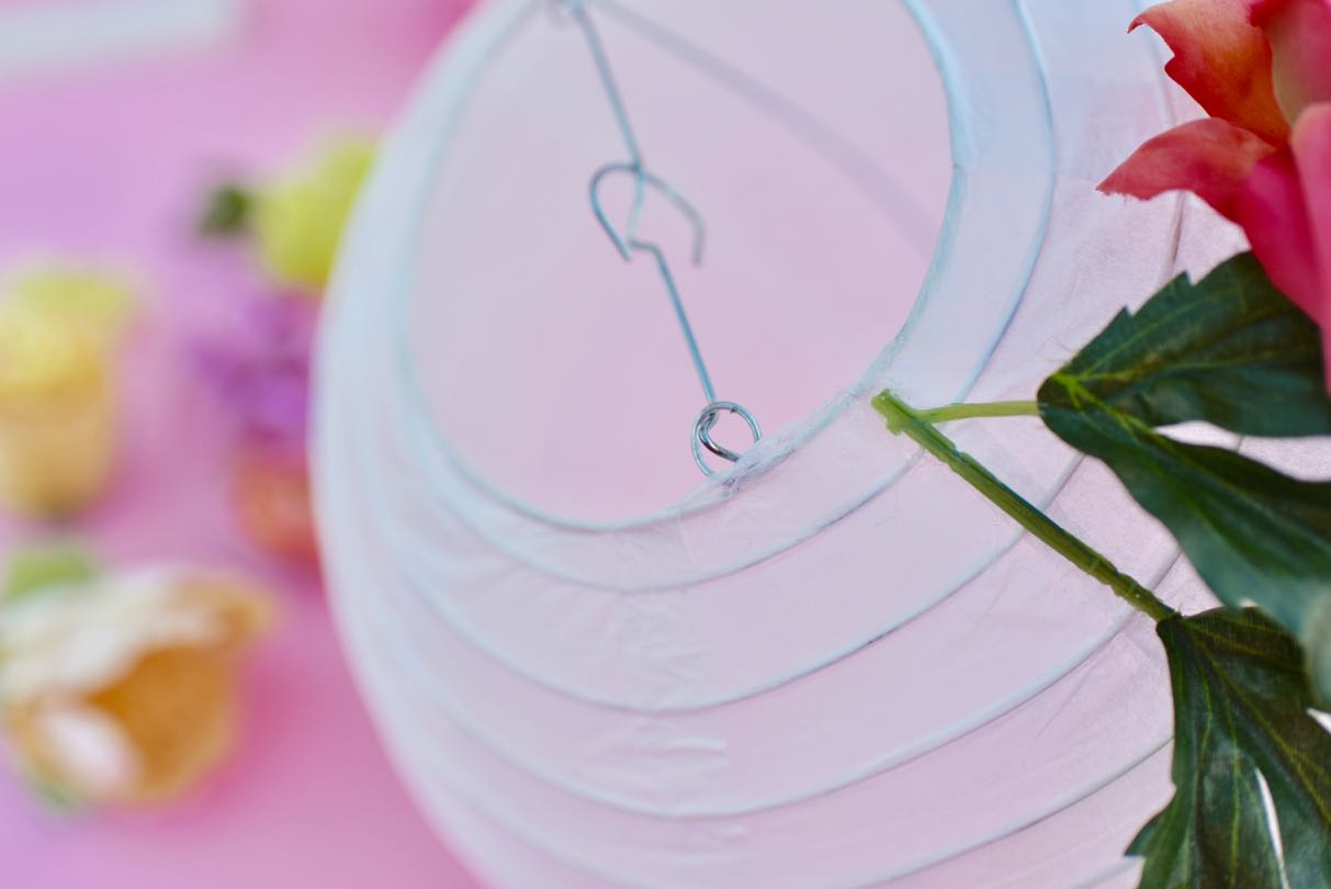 How to Make Japanese Paper Lanterns Craft for Kids Diy Flower Paper Lanterns Tutorial Make Life Lovely