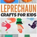 Leprechaun Toilet Paper Roll Craft Leprechaun Crafts For Kids To Make For St Patricks Day