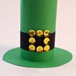 Leprechaun Toilet Paper Roll Craft Pin Mommy Made On Crafts Kids Pinterest Toilet Paper Roll