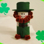 Leprechaun Toilet Paper Roll Craft St Patricks Day Crafts Cutest Paper Roll Leprechaun Youtube