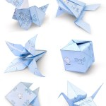 Make Reuse Crafts With Wrapping Paper Leftover Origami Wrap Turns Disposable Gift Wrapping Paper Into Diy Crafts