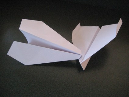 Paper Airplane Craft History Of Paper Airplanes Paper Plane Mafia