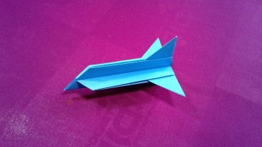 Paper Airplane Craft How To Make A Simple Paper Plane For Kids Cool Paper Airplane