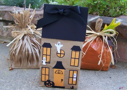 Paper Bag Craft Ideas Paper Lunch Sack Craft Ideas For Fall Dollar Store Crafts