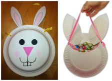 Paper Basket Craft Ideas Best Photos Of Paper Basket Craft Make Paper Easter Basket Paper