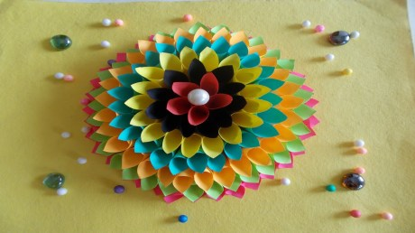 Paper Craft For Adults Easy Diy Home Decor Ideas How To Make Wall Decoration With Paper
