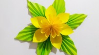 Paper Craft Photos Origami Easy Paper Flower L Very Easy To Make L Paper Craft Ideas L