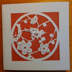 Paper Cutting Crafts Papercutting How To Cut A Tiny Circle In Paper Arts Crafts