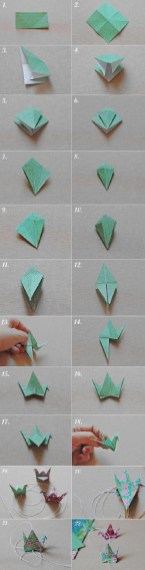 Paper Folding Crafts Instructions 40 Best Diy Origami Projects To Keep Your Entertained Today