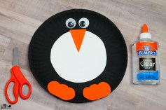 Penguin Paper Craft How To Make A Paper Plate Penguin Craft For Your Unit Study