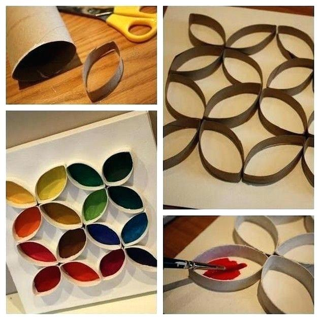 Recycled Paper Towel Tubes Crafts for Kids Paper Towel Rolls Crafts Craft Reusing Paper Towel Tubes Paper Towel