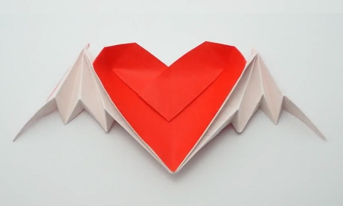Simple and Cute Construction Paper Crafts for Kids 10 Easy Last Minute Origami Projects For Valentines Day Origami