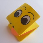 Simple And Cute Construction Paper Crafts For Kids 4 Esl Craft Activities That Can Be Done With A Single Piece Of Paper
