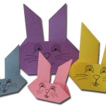Simple And Cute Construction Paper Crafts For Kids Paper Crafts For Children