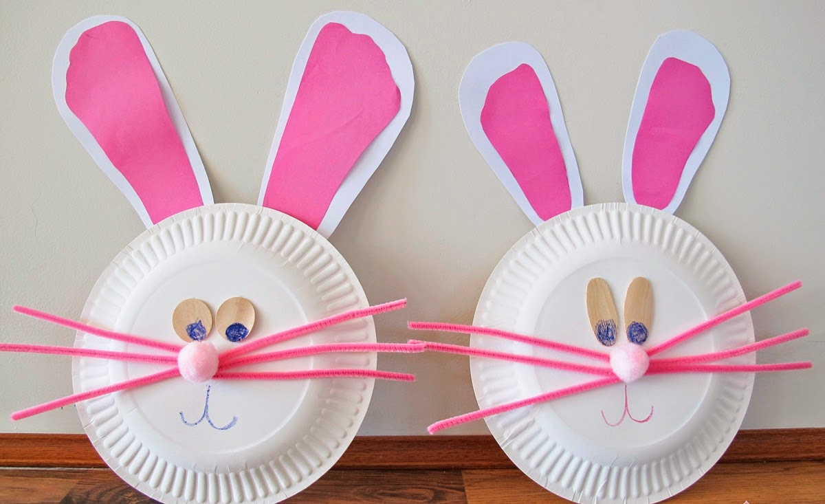 Simple Crafts Using Paper to Add New Accessory at Home Art And Craft Activities Using Paper Plates Crafting