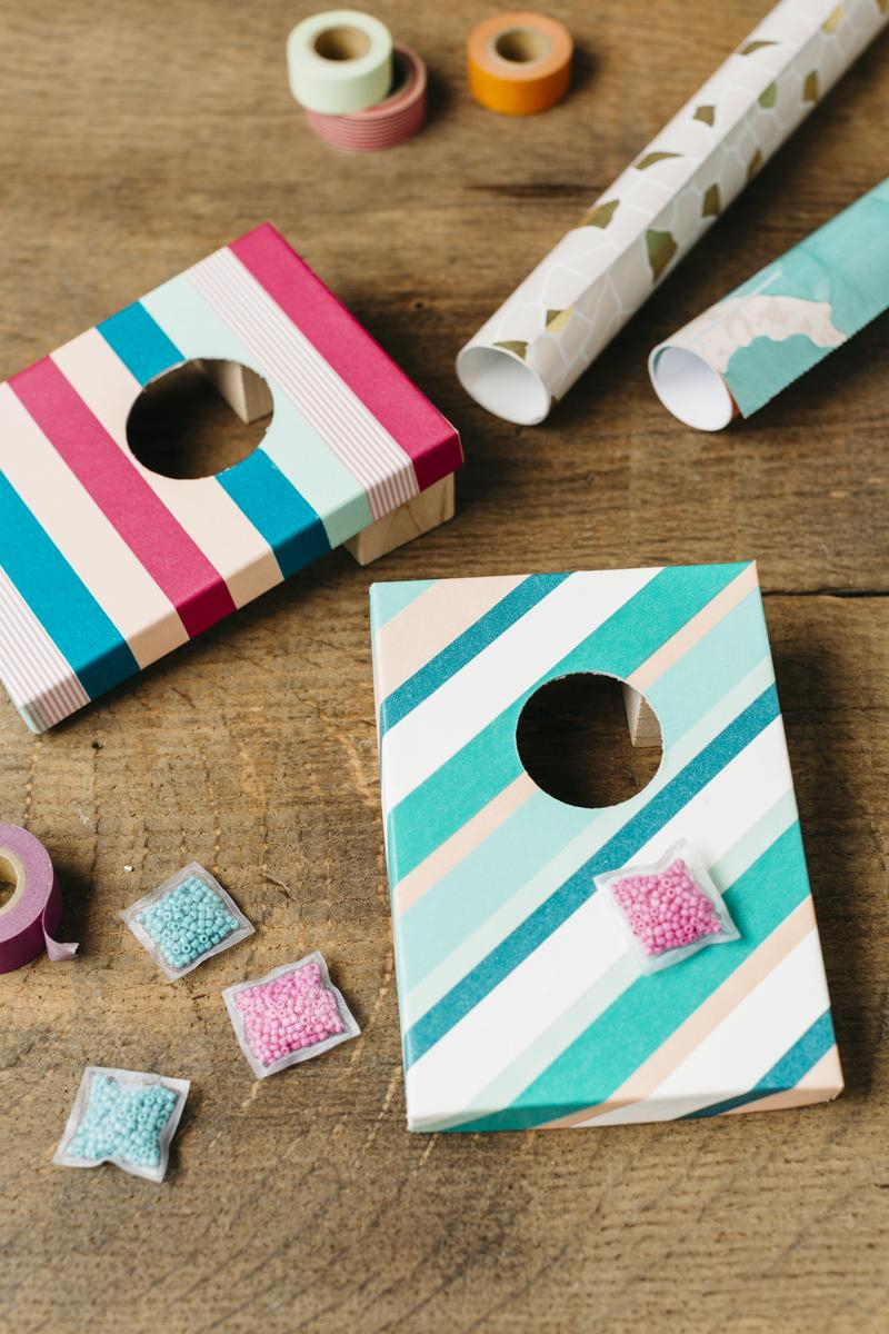 Simple paper craft for preschoolers Gifts Kids Can Make Parents