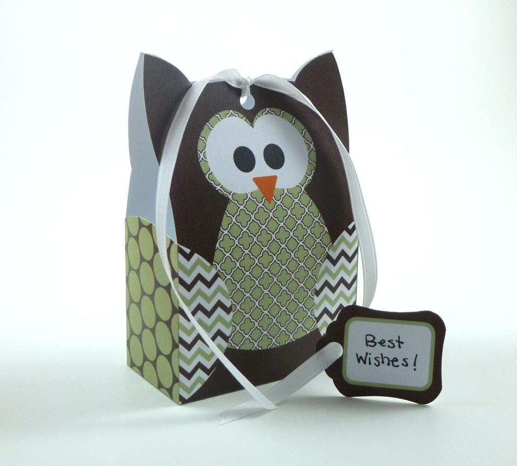 The simple paper owls crafts idea Owl Paper Craft Template New Paper Craft Animal Paper Model Ural
