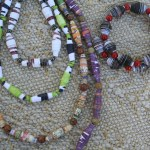 Tutorial On Creating Paper Beads Craft How To Make Paper Beads