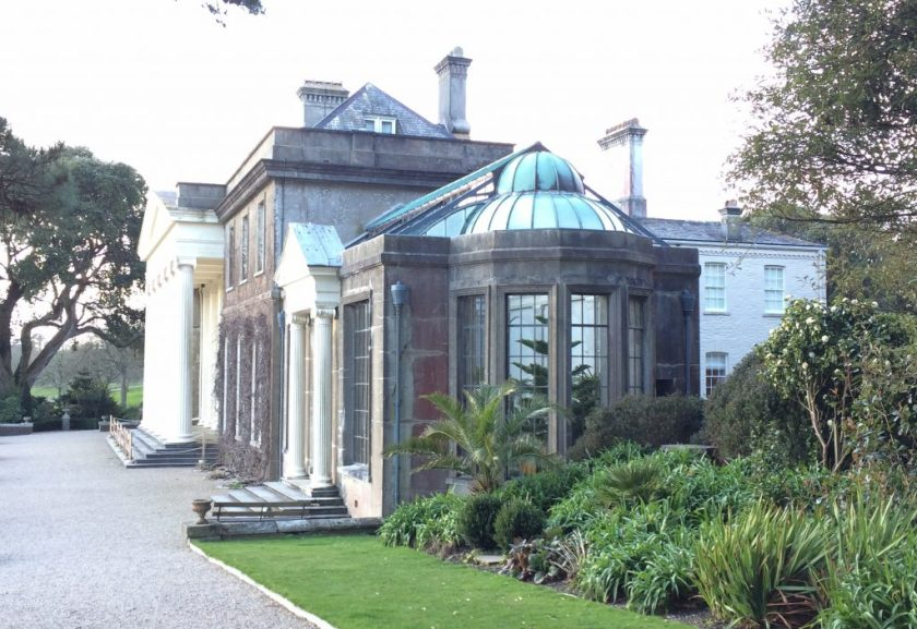 Trelissick, Cornwall, National Trust, Trelissick House,