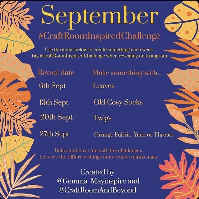 #CraftRoomInspiredChallenge, #MayInspire #CraftRoomAndBeyond
