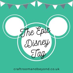 The epic Disney Tag
