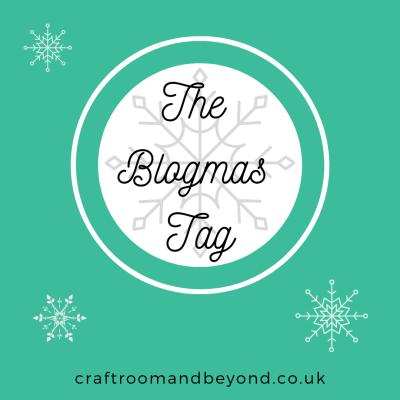 The Blogmas Tag