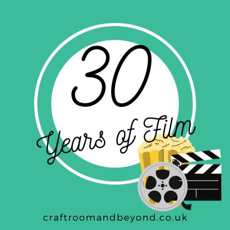 30 Years of Film - A mini movie challenge