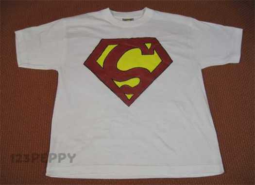 How To Make A Superman T Shirt