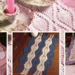 Pineapple Home Accents Crochet Pattern Book