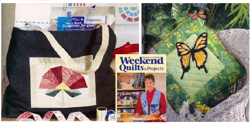 Quick And Easy Weekend Quilts Amp Projects