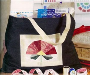 Weekend Quilting Tote Bag