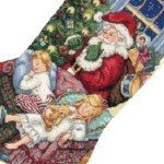 Cross Stitch Stocking Kits