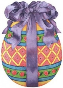 Easter Egg Cross Stitch