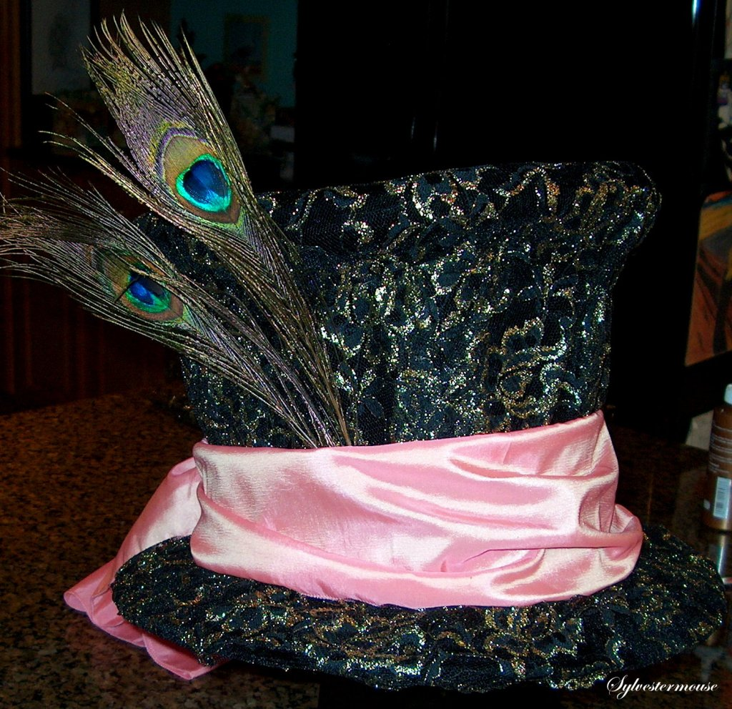 How To Make A Mad Hatters Hat Crafters Kingdom Crafting With