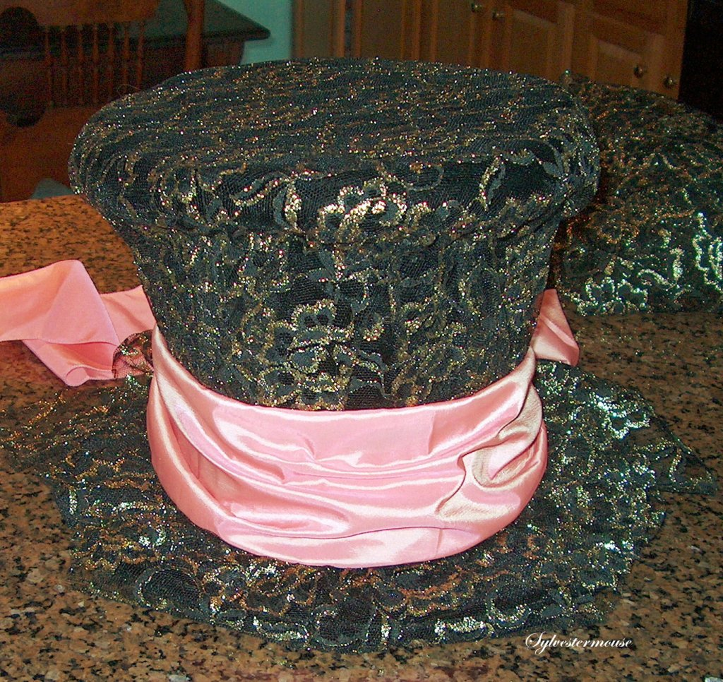 Mad Hatter's Hat DIY Instructions