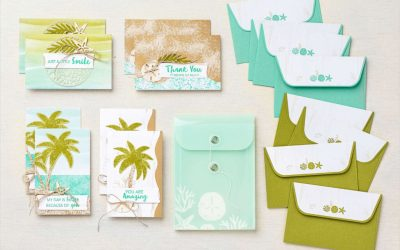 A Little Smile All-Inclusive Crafting Card Kit – Stampin' Up!